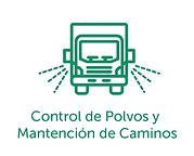 Control de Polvos y Mantención de Caminos