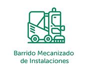 Barrido Mecanizado de Instalaciones