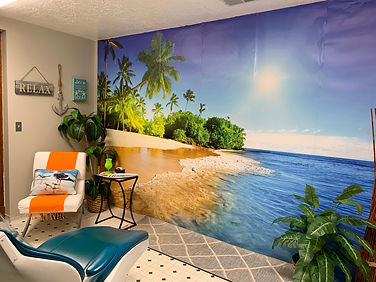 Ocean vibe at Diamond Ink Cosmetic Tatto