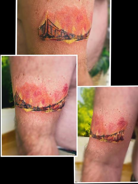 Burning bridges (in progress)