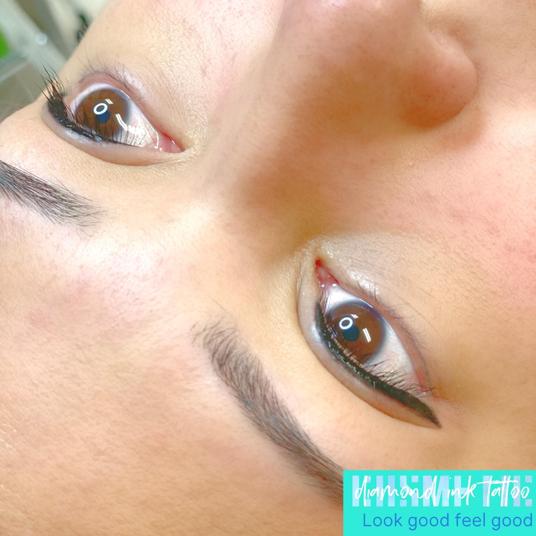 Soft Winged Eyeliner