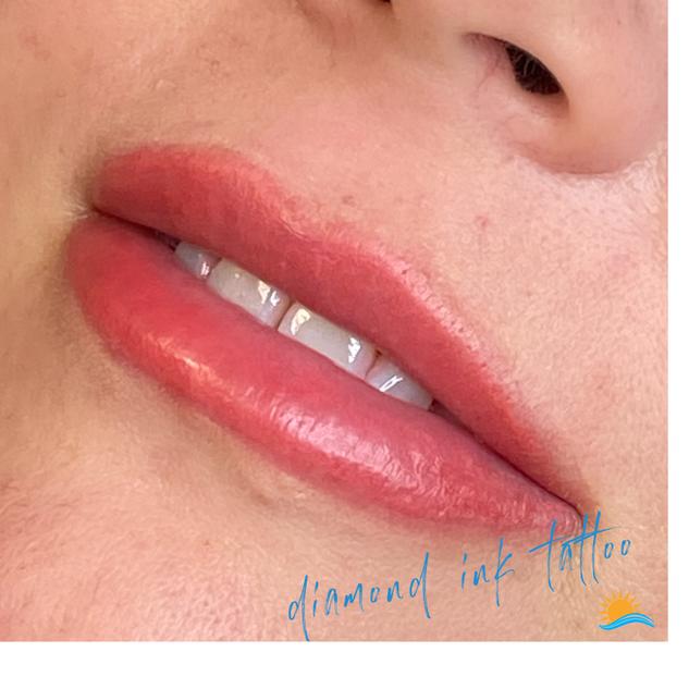 Lip Blush or Tint