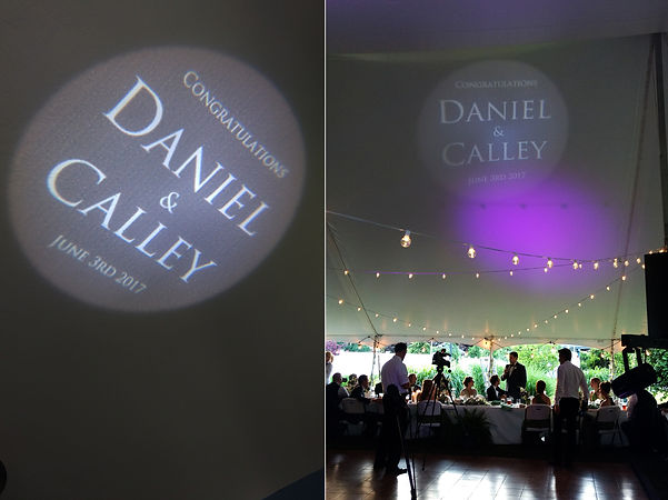 Daniel and Calley Monogram