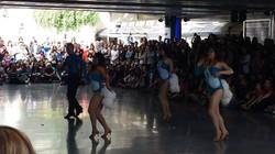 Baile Cienfuegos at Robson Square