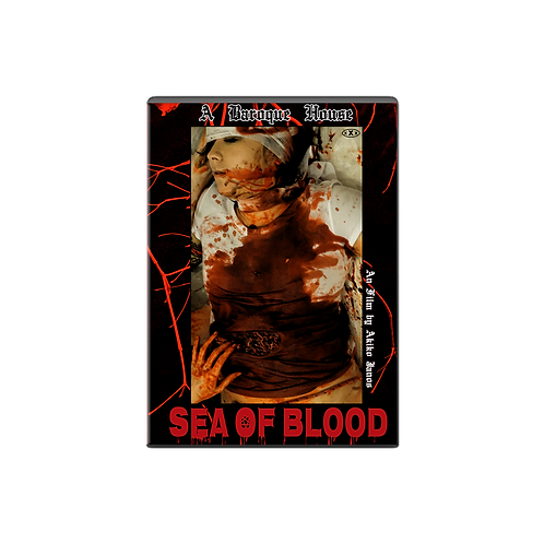 'Sea of Blood' LE DVD