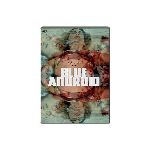 'Blue Android' LE DVD