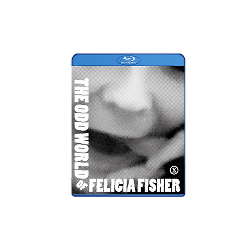 'The Odd World of Felicia Fisher' Cover A