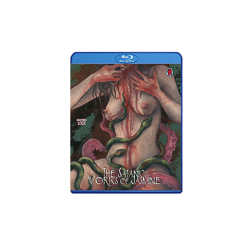 'The Satanic Works of Jasmine' LE Blu-ray