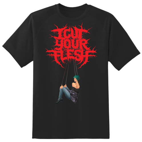 'I Cut Your Flesh' LE Shirt