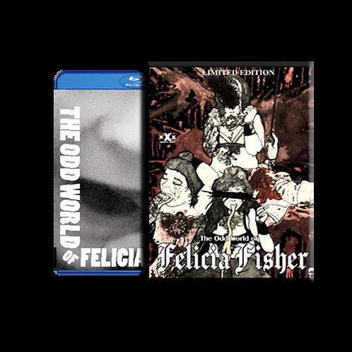 'The Odd World of Felicia Fisher' Cover A w/ Slipcase