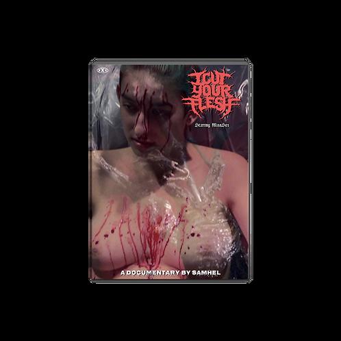 'I Cut Your Flesh' LE DVD