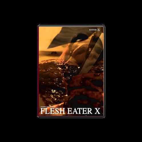 'Flesh Eater X' LE DVD