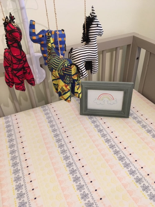 Custom Crib Sheets