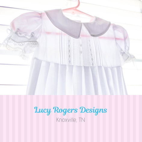 Lucy Rogers Designs is born ~ 2017