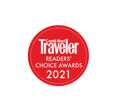 Vote in Conde Nast Traveler's Readers Choice Awards 2021