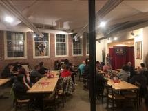 C-U Comedy at Pizzeria Antica
