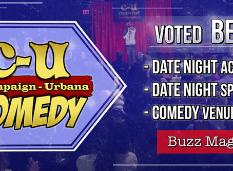 Voted Best in Champaign-Urbana!
