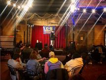 C-U Comedy at Nola's