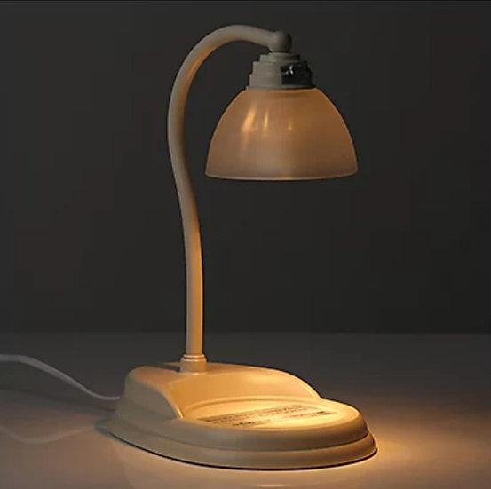 CANDLE WARMER Aurora Lampe weiß