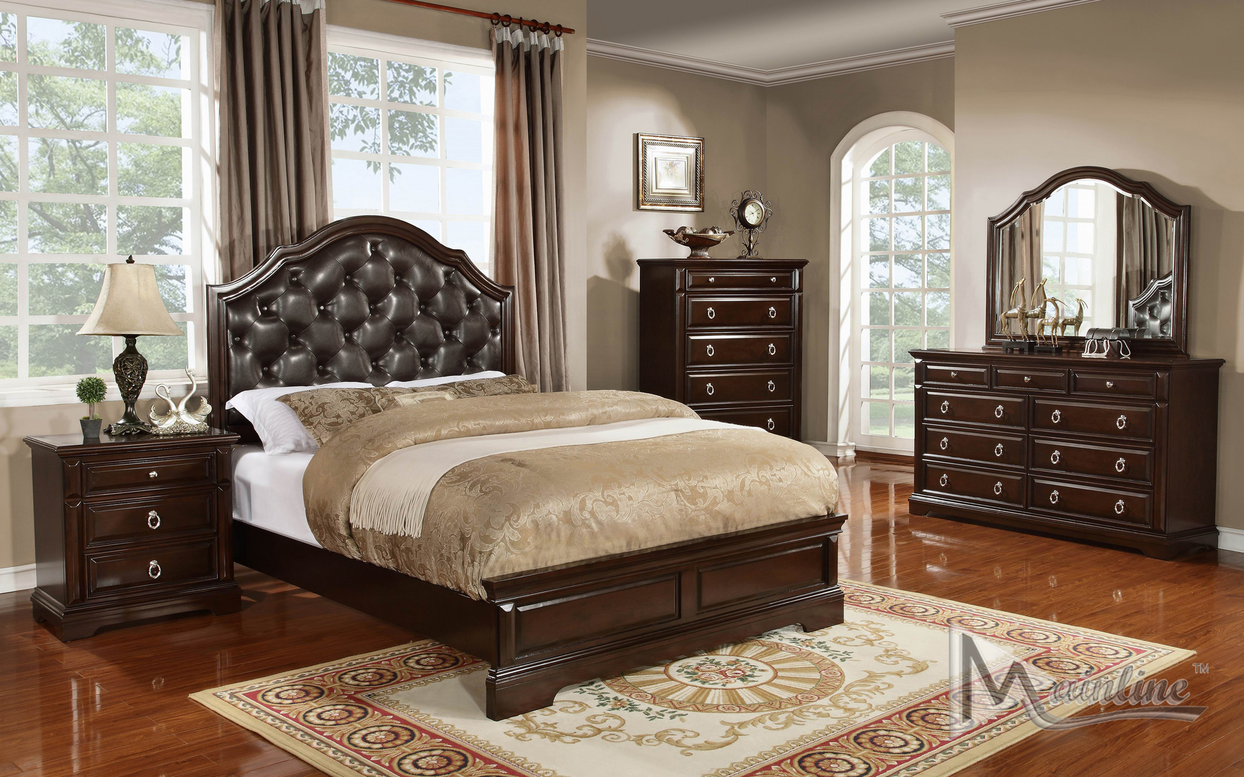 Portofino Queen  Bed 82100