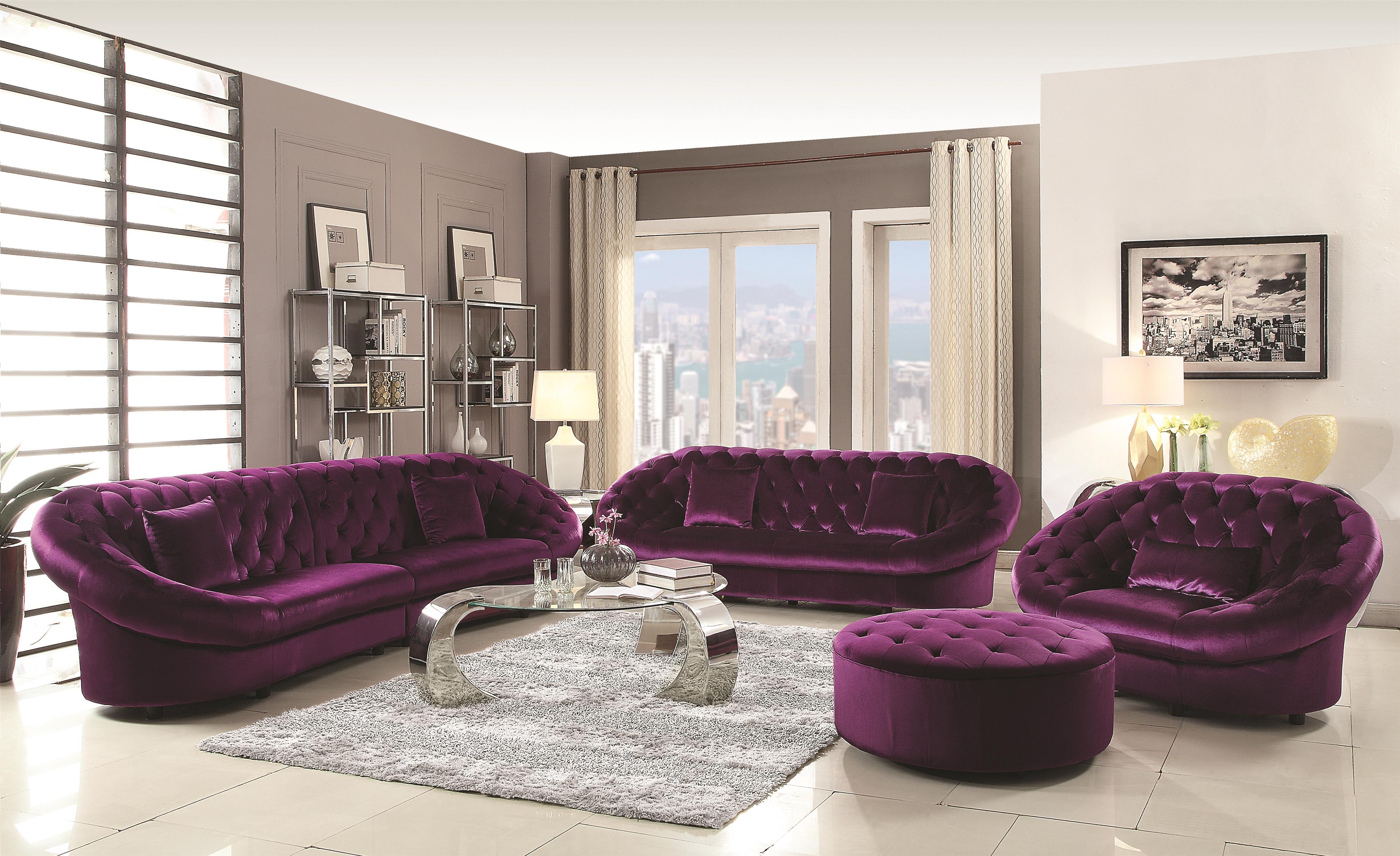 Romanus Mid-Century Modern Sofa