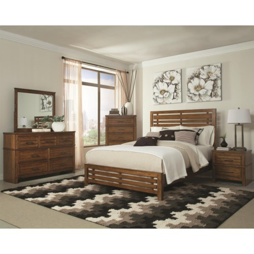 Cupertino Queen Bedroom Group