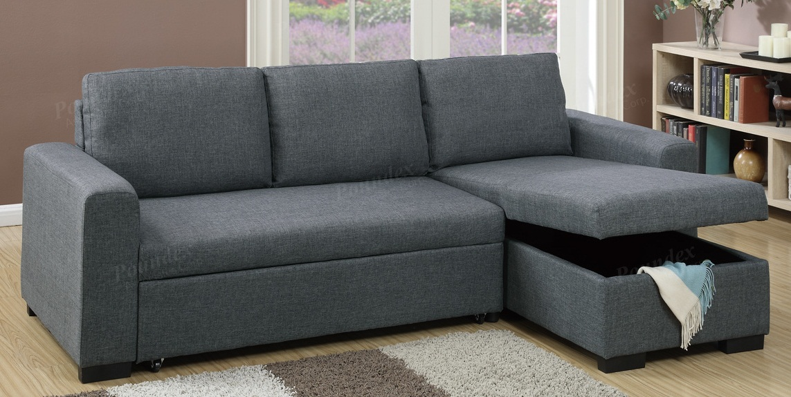 2-Pcs Sectional $699
