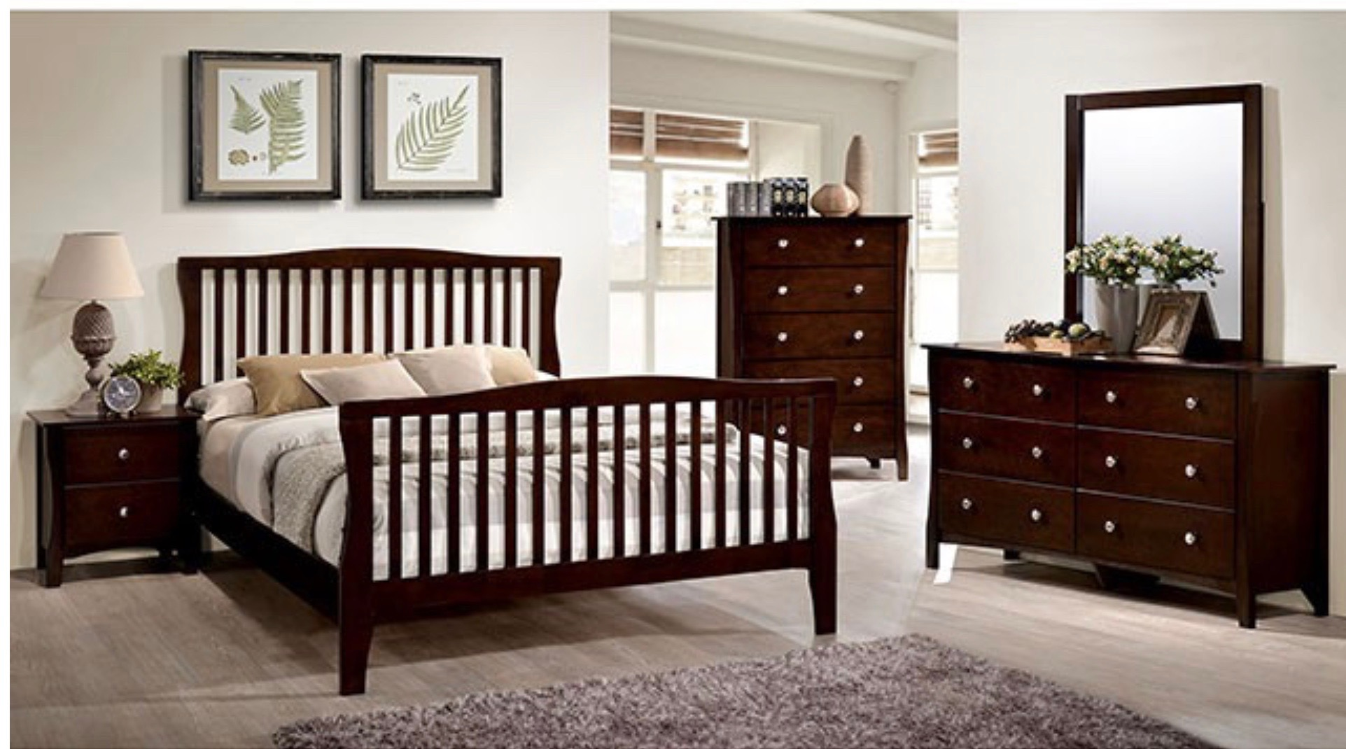 BEDROOM SET $899