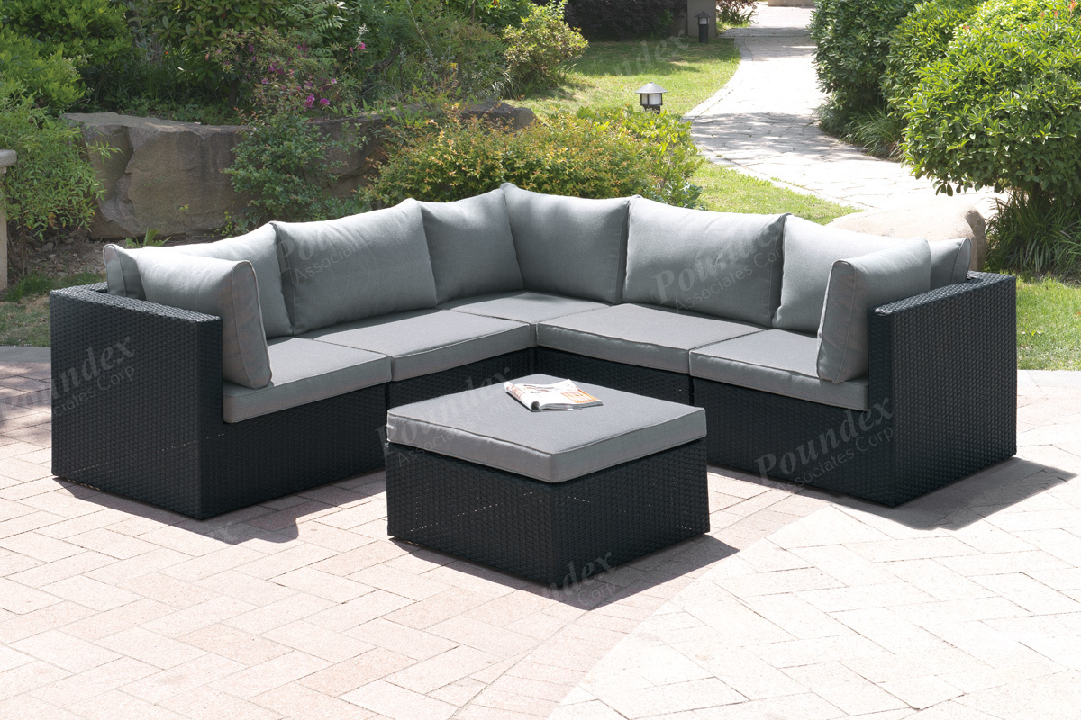 6-Pcs Outdoor Set