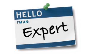 The expert trap.  Our advice – don't give advice!