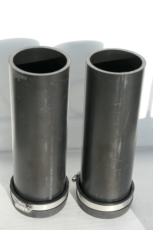 """10.5"""" Vertical Column Mold 3""""  you get 2 with Caps"""