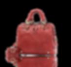 JLP Leather travel bag