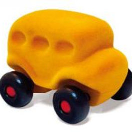Little Vehicle Yellow Bus