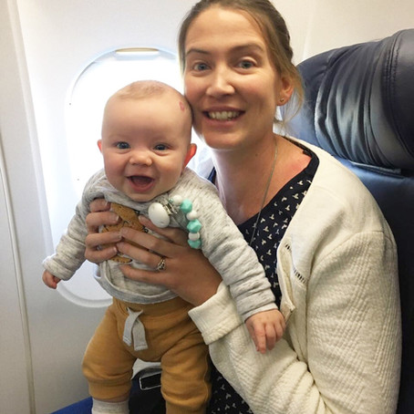 Ten Travel Tips with Tots
