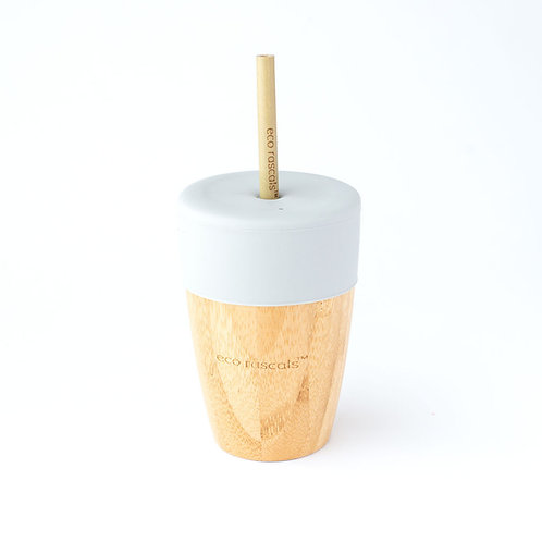 Cup & Straw Set