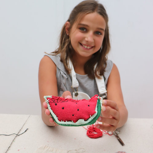 DIY Wally the Watermelon