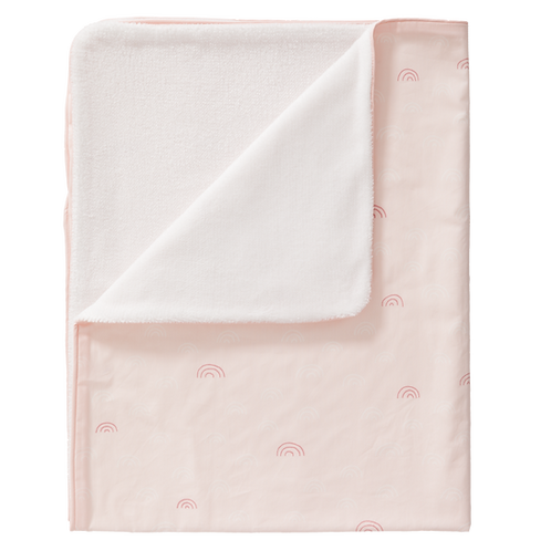 Cotton & Velour Baby Blankets