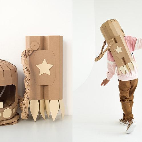 DIY Costume Astonaut
