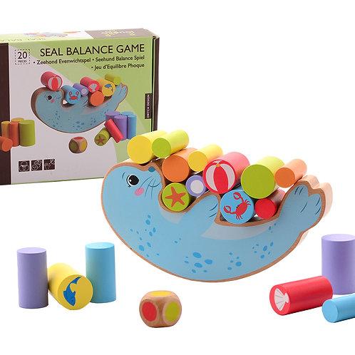 Seal Balance Game