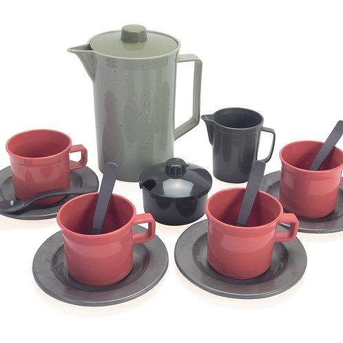 Green Bean Coffee Set 17 pcs