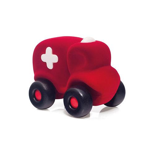 Rubbabu Ambulance - Red