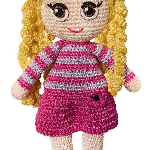 Crochet Doll Poppy