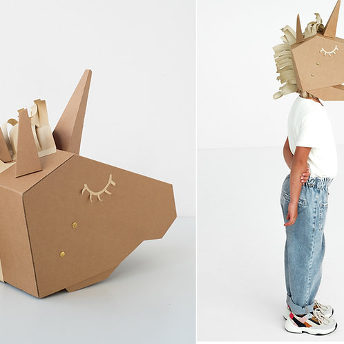 DIY Costume Unicorn