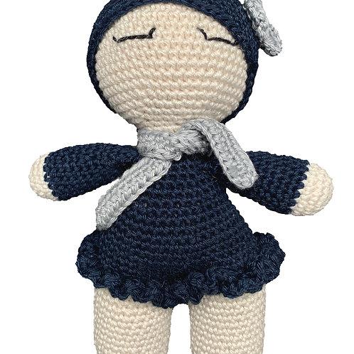 Crochet Baby Doll Pauline