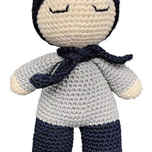 Crochet Baby Doll Paul