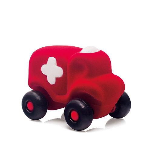 Little Vehicle Red Ambulance