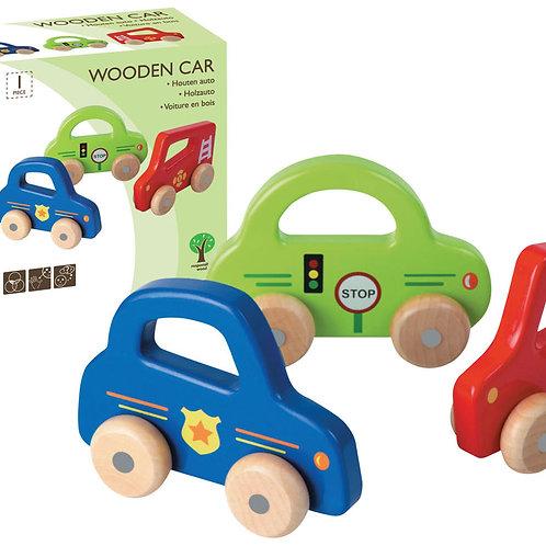 Large Wooden Emergency Vehicles