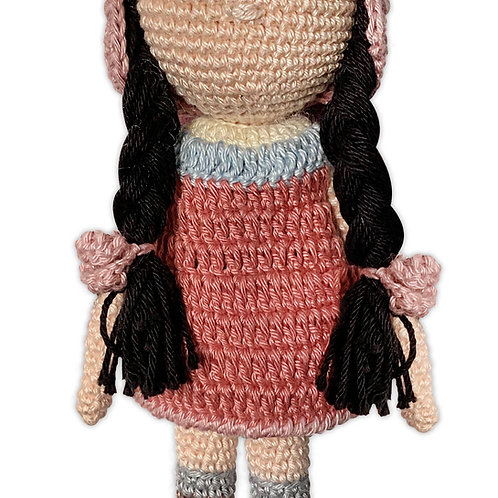 Crochet Doll Paula