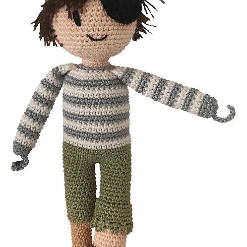 Crochet Pirate Pete