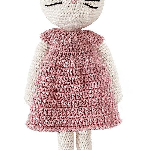 Crochet Cat Kati